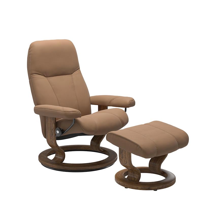 Stressless Consul (L) recliner