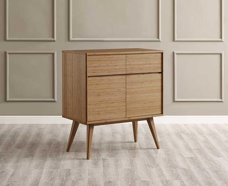 Laurel bamboo cabinet