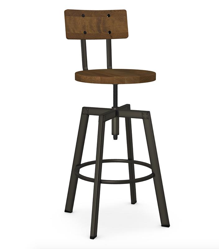 Architect adjustable height stool