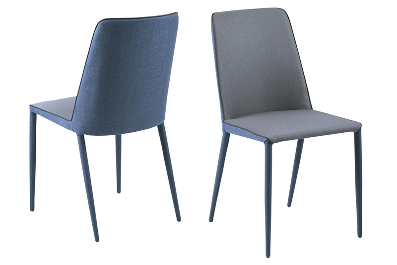 Avanja two tone dining chair