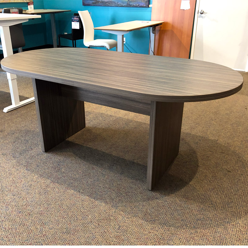 Napa conference table in Urban Walnut