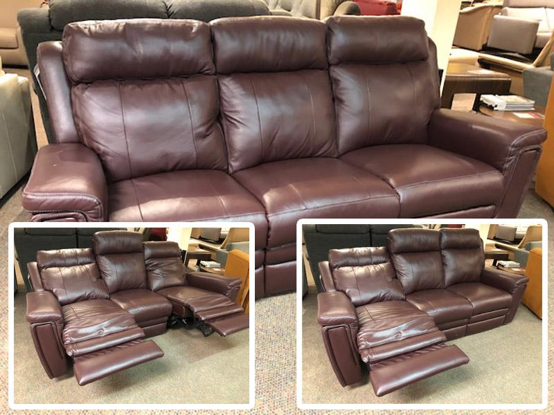 Asher power sofa