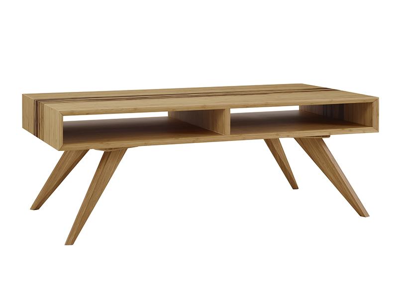 Azara Tiger bamboo coffee table