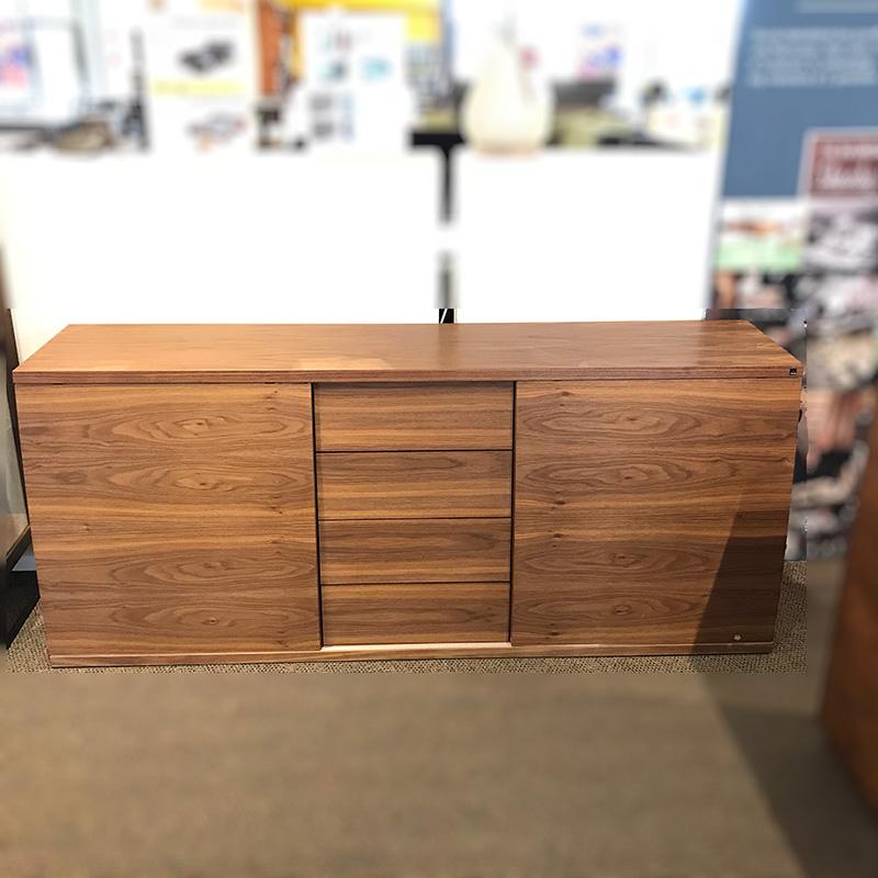 SM 753 walnut sideboard