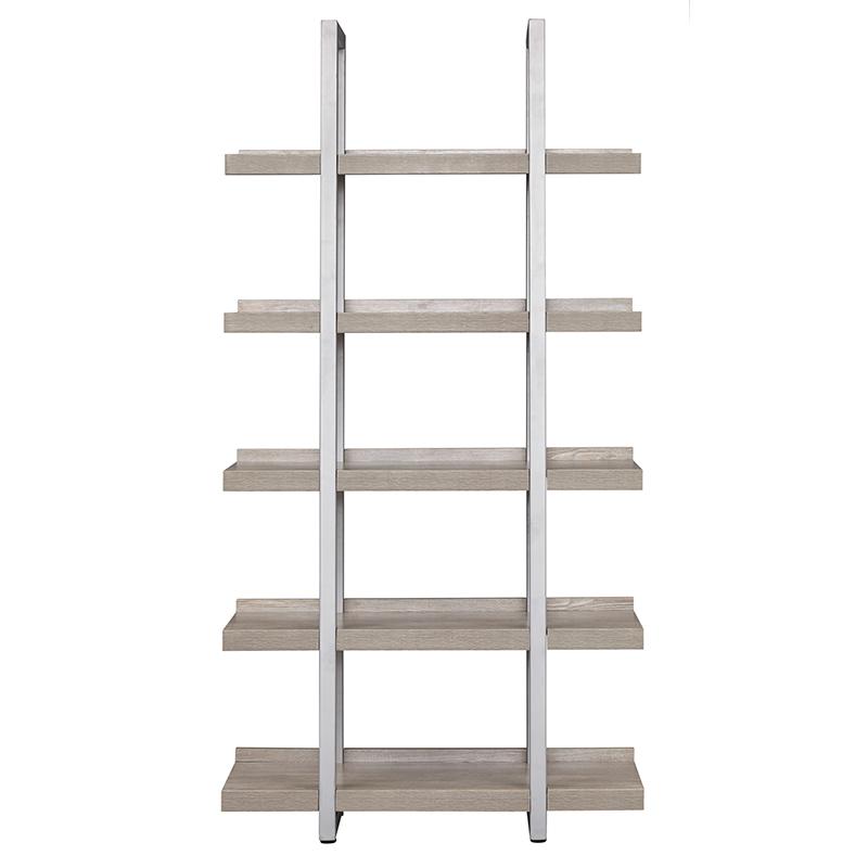 Kalmar tall open bookcase
