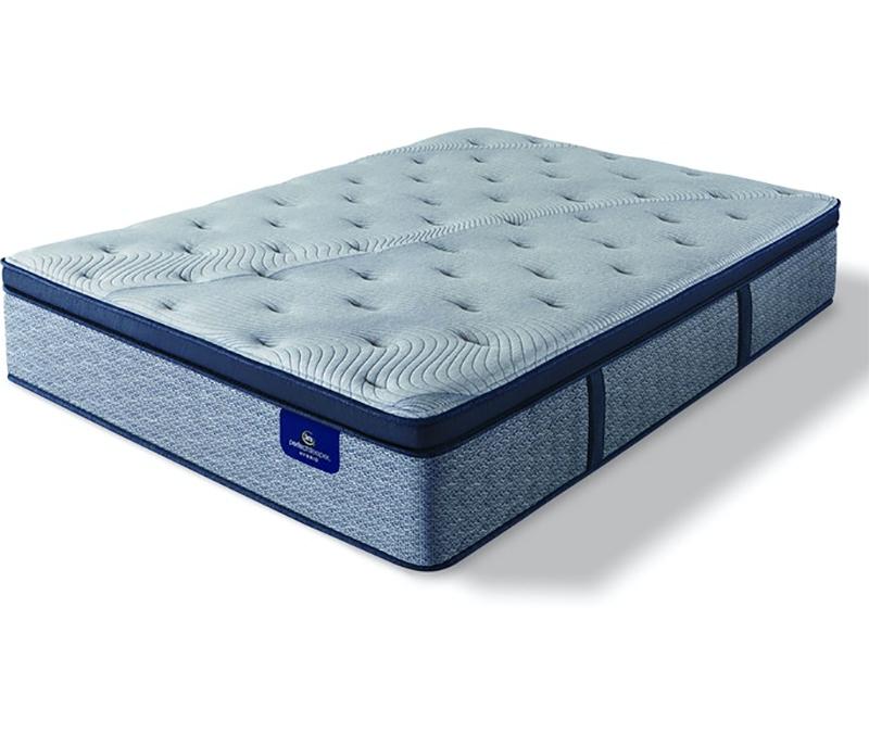 Standale II LX Perfect Sleeper plush queen mattress
