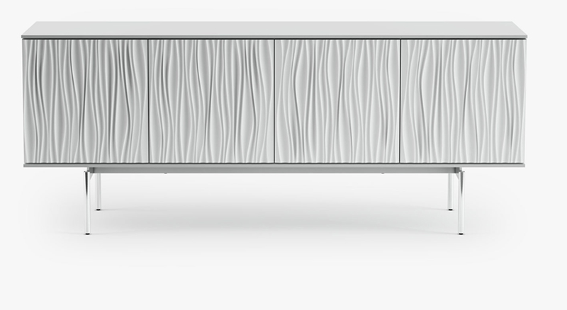 Tanami 7109 Satin White media console