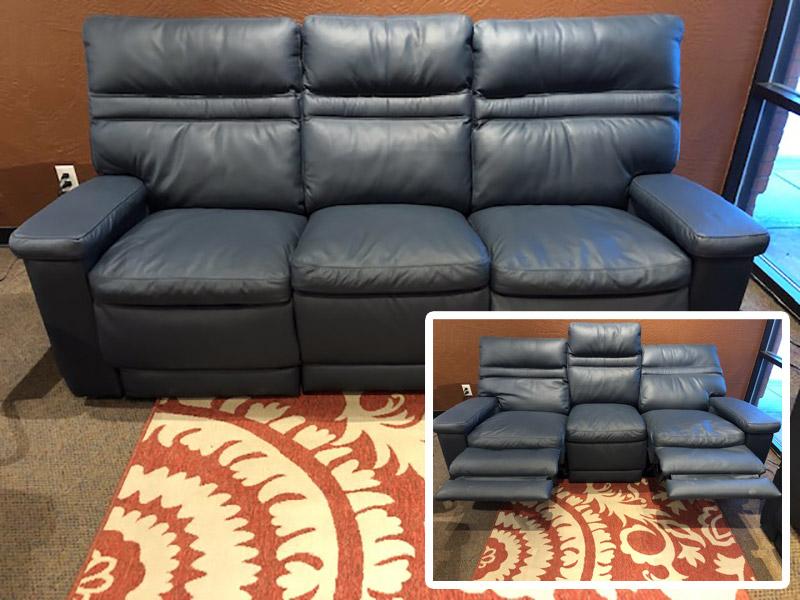Leo powered sofa