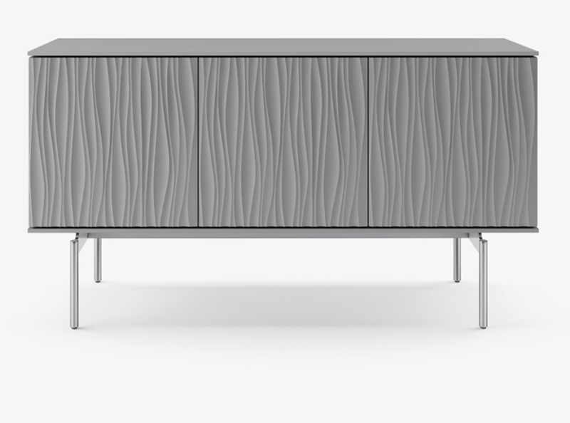 Tanami 7107 Fog Grey media console