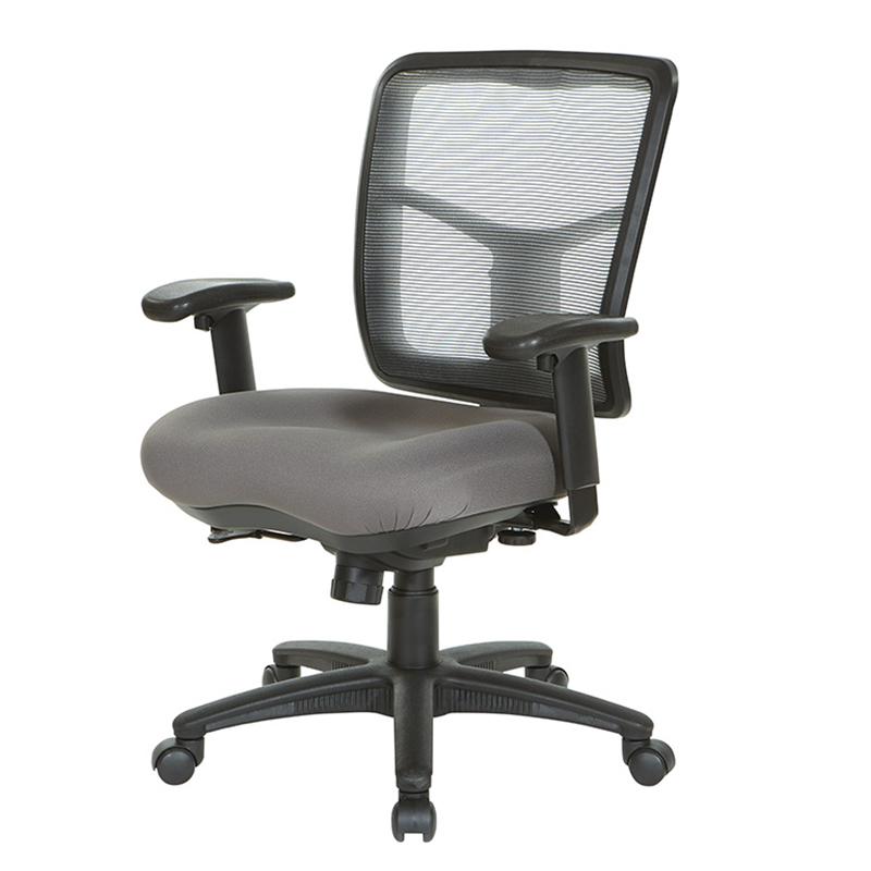 Air Mist grey office chair