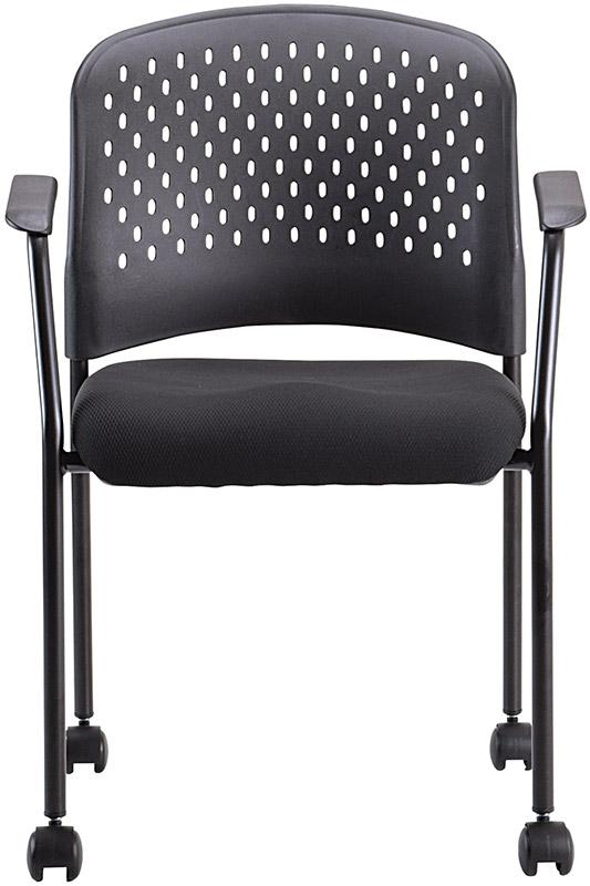 Breeze black office chair