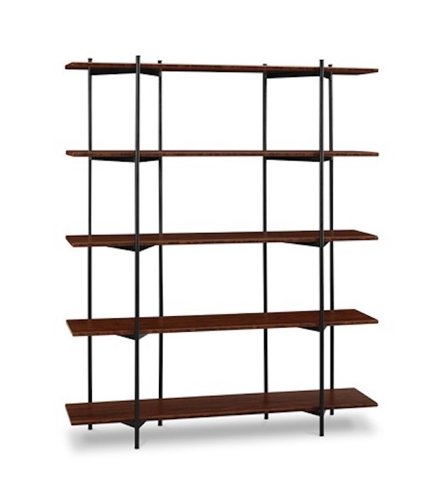 Studio shelving unit