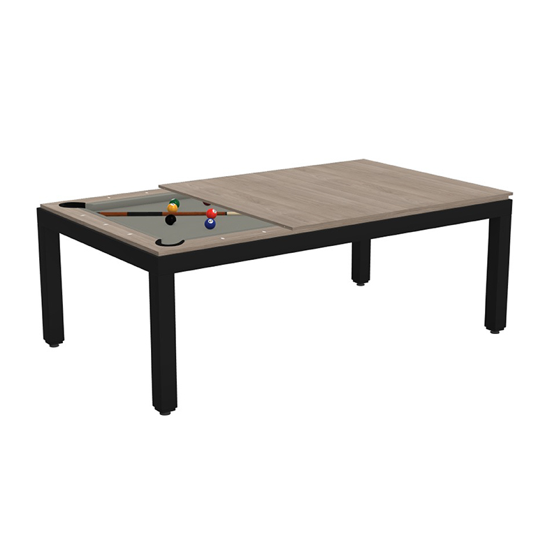 Fusion dining / pool table
