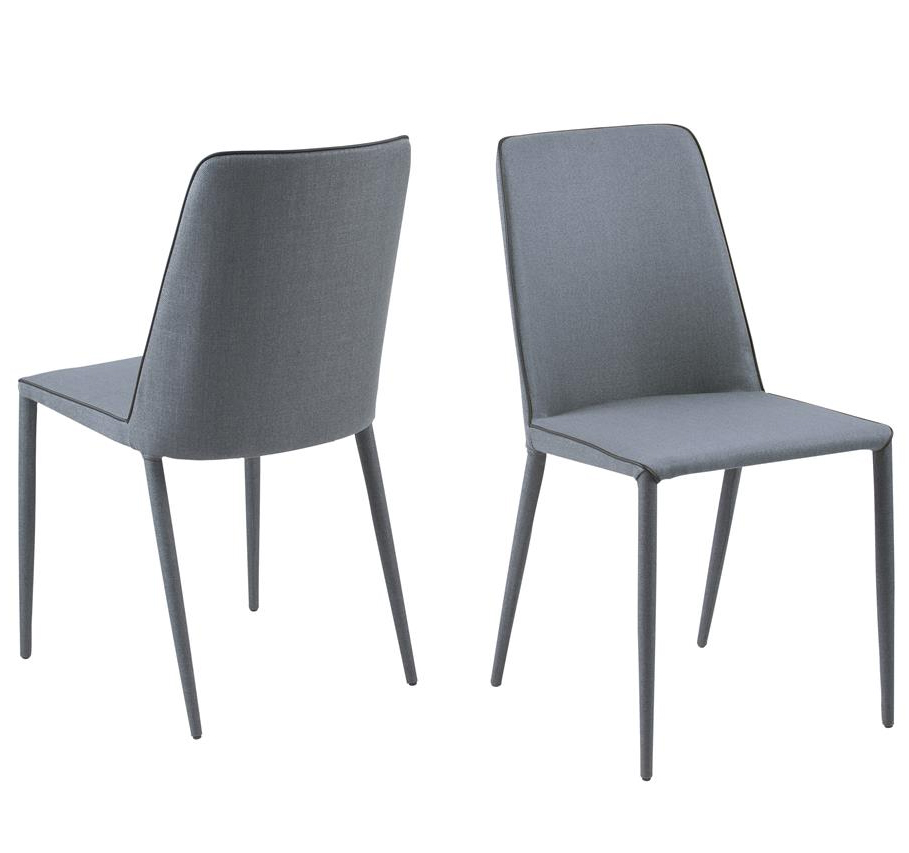 Avanja grey dining chair