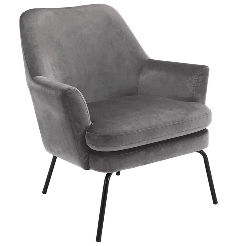 Chisa grey resting chair