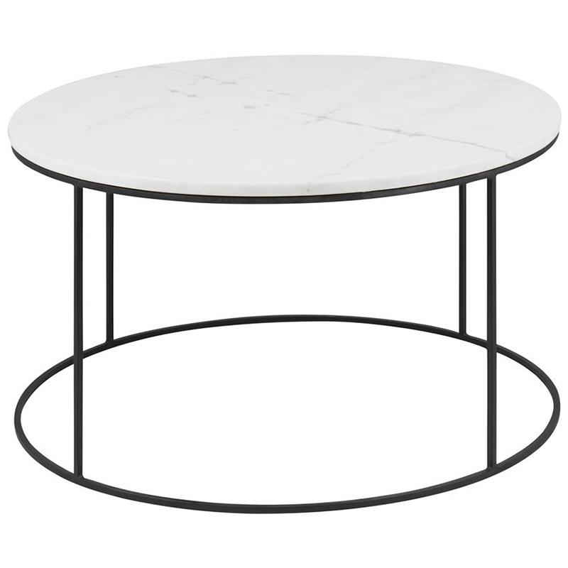 Bolton round coffee table