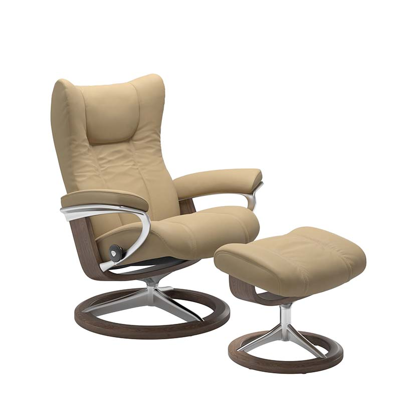 Stressless Wing (L) recliner