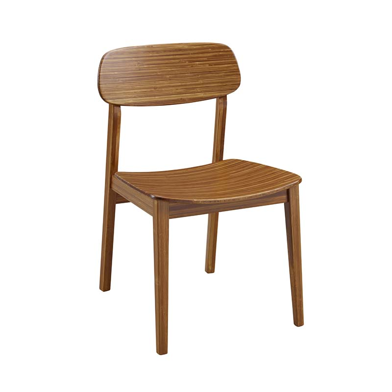 Currant bamboo dining chair