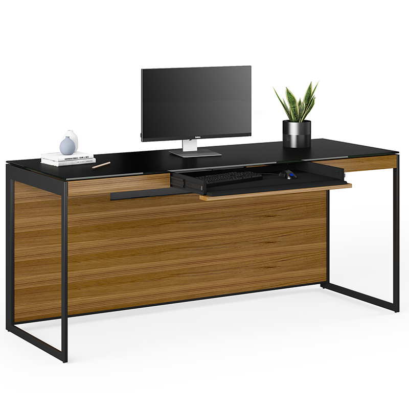 6101 Walnut Sequel Desk