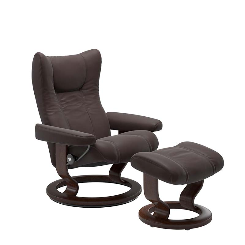 Stressless Wing (S) recliner