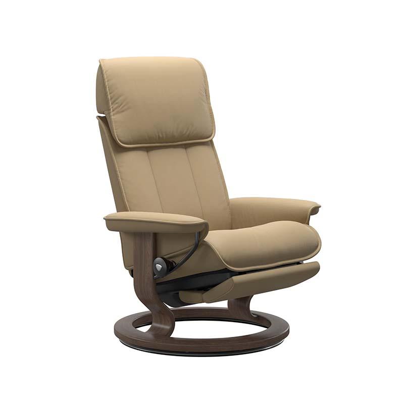 Stressless Admiral (M) power recliner