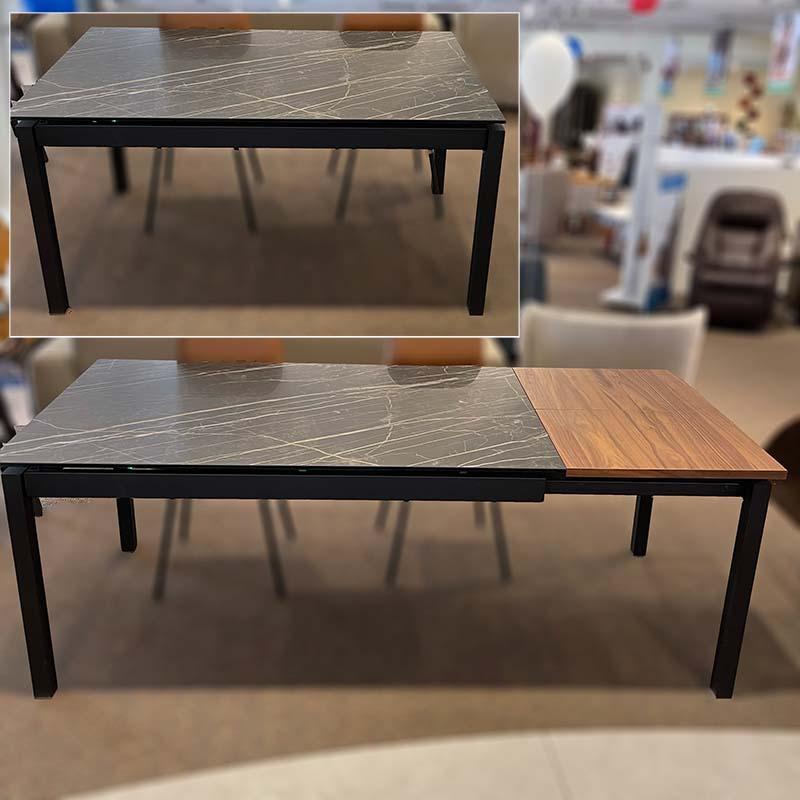 Zenith extendable table