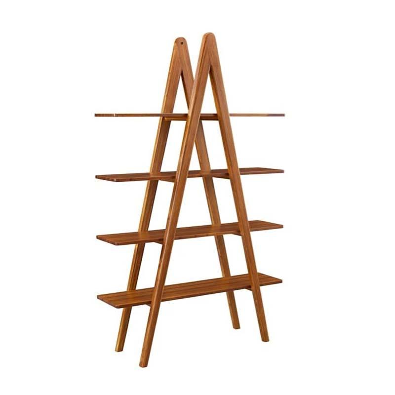Studio Plus bamboo book shelf